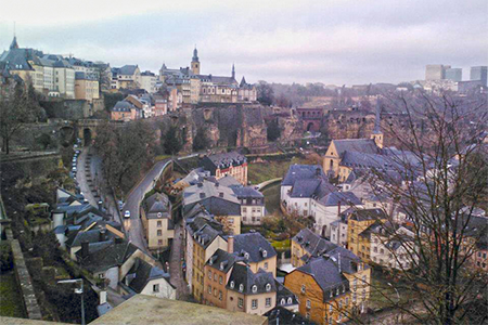 Compare Luxembourg Visa Travel Insurance
